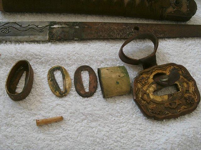 Restauro armi dal Kobudo