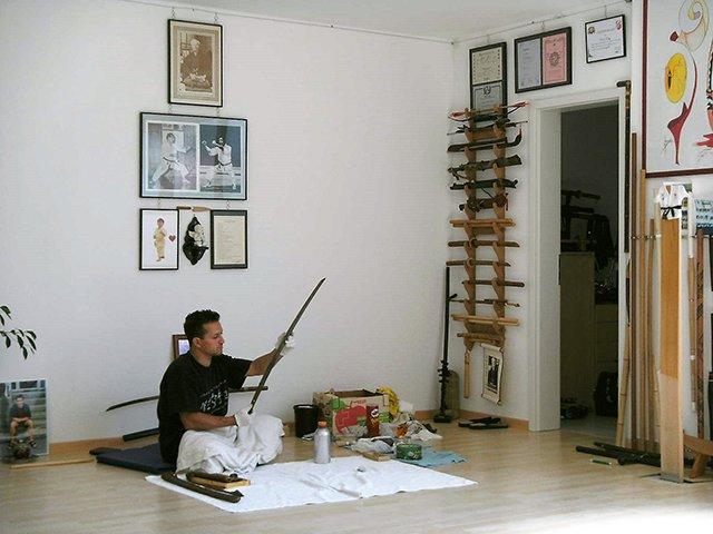 Armi dal Kobudo